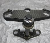 95-96 Honda CBR 600 F3 Upper and Lower Triple Tree with Steering Stem
