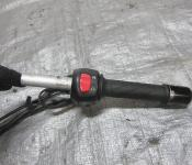99-07 Suzuki GSXR 1300 Right Clipon and Controls