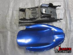99-07 Suzuki GSXR 1300 Hayabusa Aftermarket Integrated Under tail